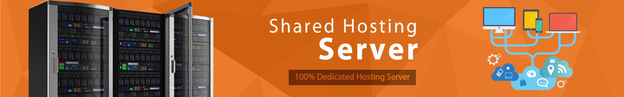 Shared Hosting Server provider in Mumbai - Technowebsy