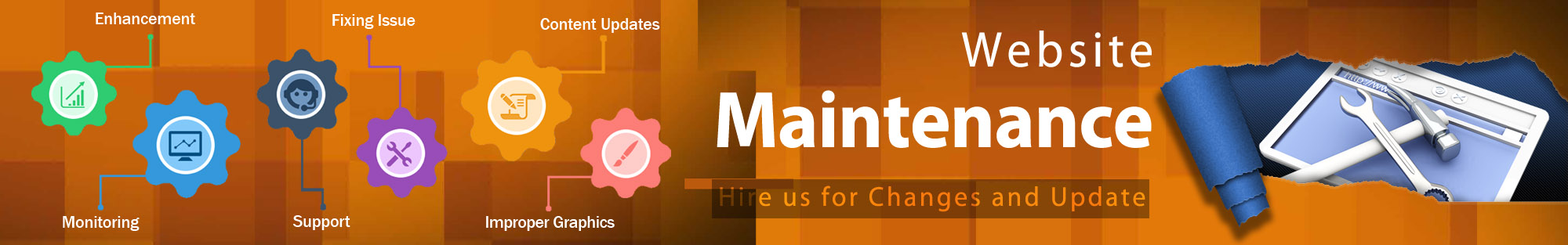 website maintenance services in Mumbai, India